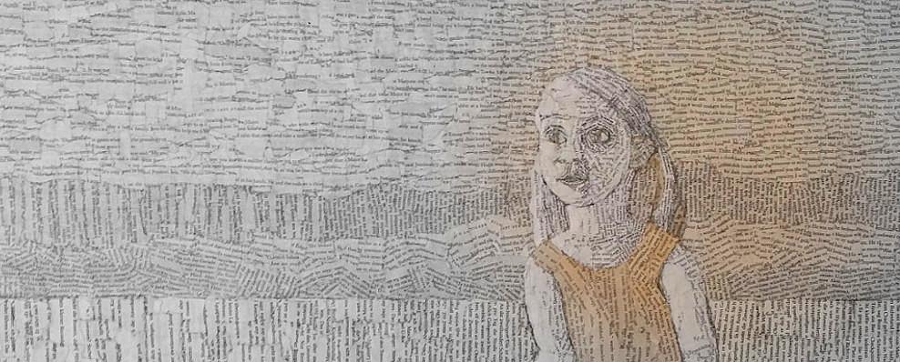 Bücher und Geschichten inspirieren die Nürnberger Book Art Künstlerin Dorothea Koch als Seelen Nahrung und als Material. Aus alten, vergilbten und vergessenen Büchern gestaltet sie ihre Book Art Collagen.