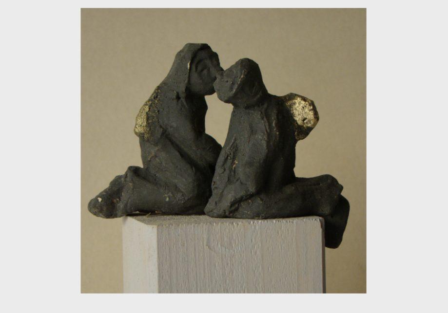 Skulptur engel