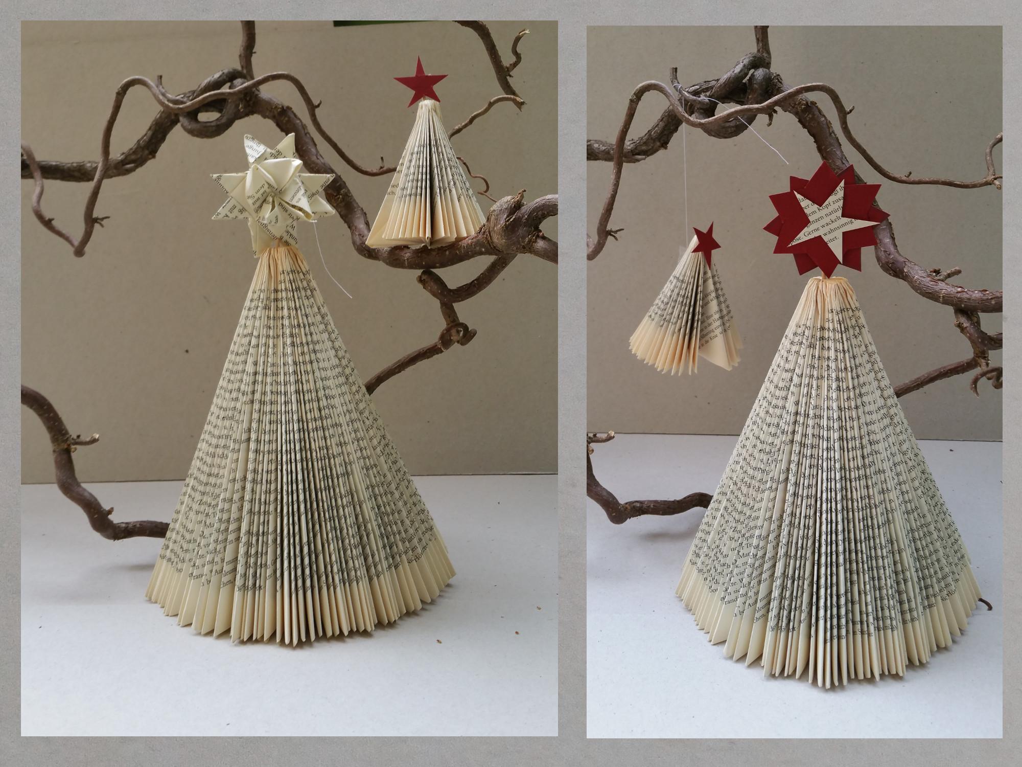 Weihnachtliche Dekoration selber machen